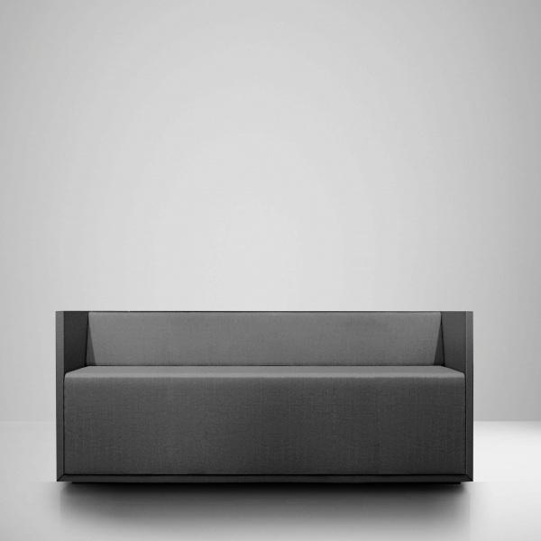 Henrytimi sedute imbottite divano divano minimal for Divano minimal